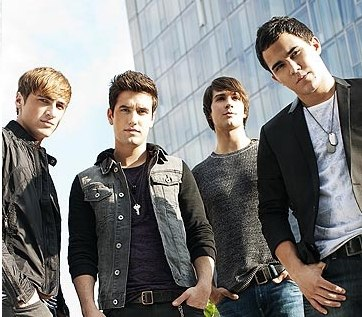 The city is ours Big time rush