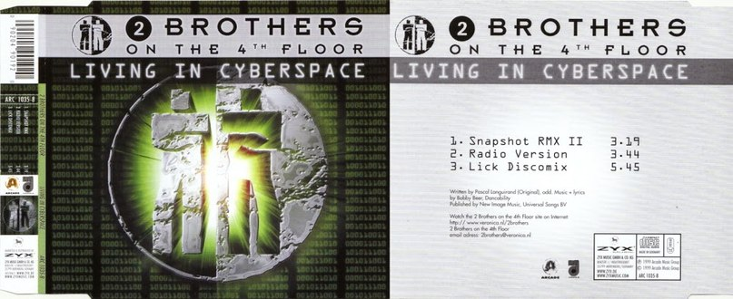 Living In Cyberspace 2 Brothers On The 4th Floor