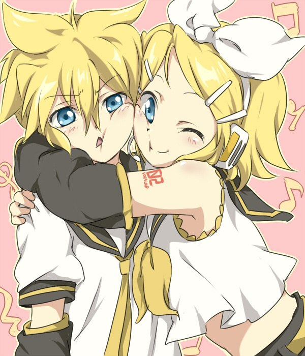 Trick or Treat(рус.) Kagamine Rin and Len