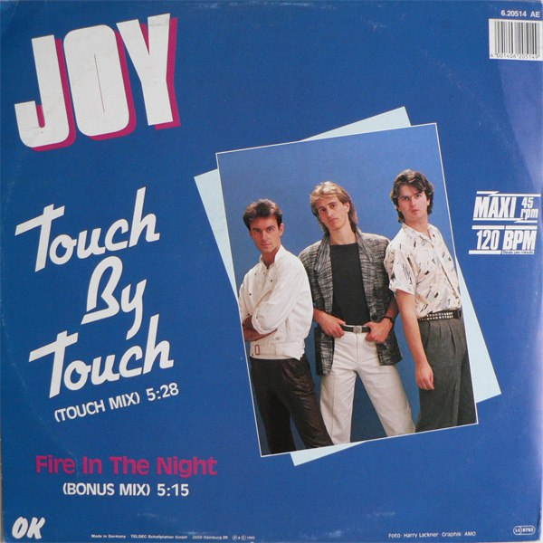 Touch By Touch Joy